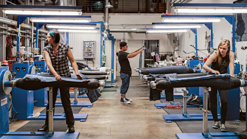 Denim manufacturers invest in supply chain to meet