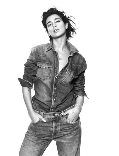 Dua Lipa is the new global brand ambassador of Pepe Jeans 001