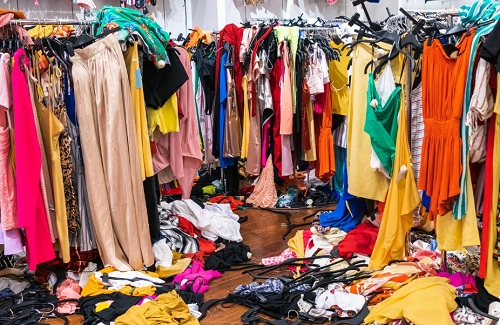 Fashion recycling takes a beating amid COVID 19 as clothing
