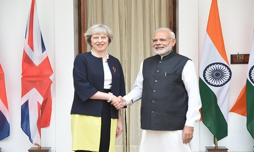 Global Britain vision to focus on India UK relationship post Brexit 001