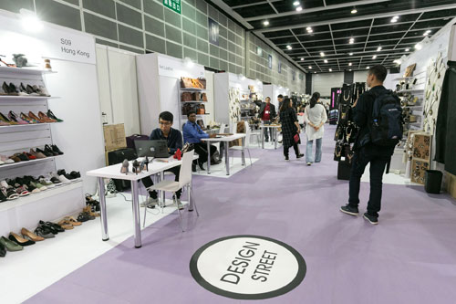 Hong Kong Upcoming Fashion Access to attract OEMs ODMs brands and buyers 002