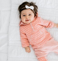 India's babywear market blooms while world market tumbles