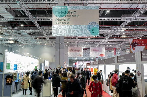 Innovation and sustainability rule at Intertextile Shanghai Apparel Fabrics