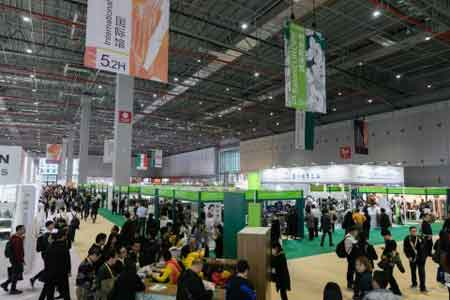 Intertextile Shanghai Apparel Fabrics spring edition gets a huge response from visitors