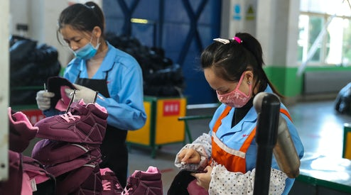 Micro orders supply chain consolidation to help brands reduce China