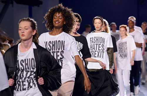 New disruptions await fashion industry in UK EU