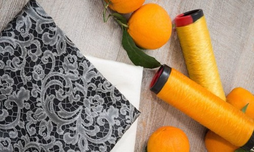 New Age innovations turn unusual materials like milk oranges into textiles 001