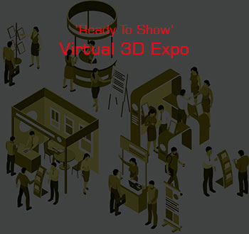 Ready To Show Virtual 3D Expo