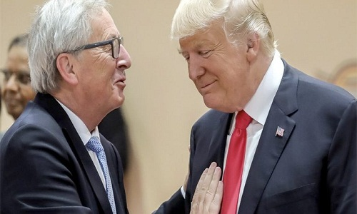 Tariff Wars EU imposes retaliatory measures on US products 001
