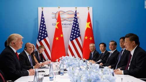 US China trade ties a cause of concern or opportunity for others