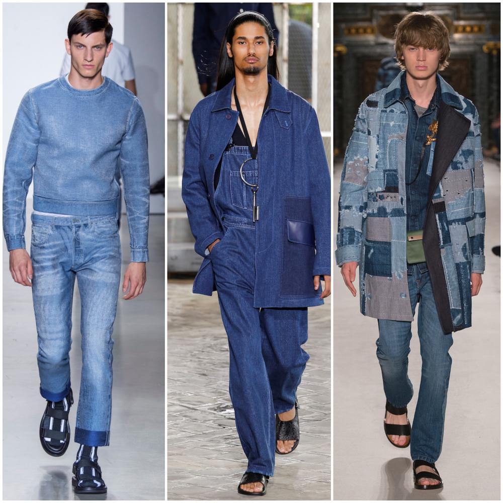 Denim trends 2016