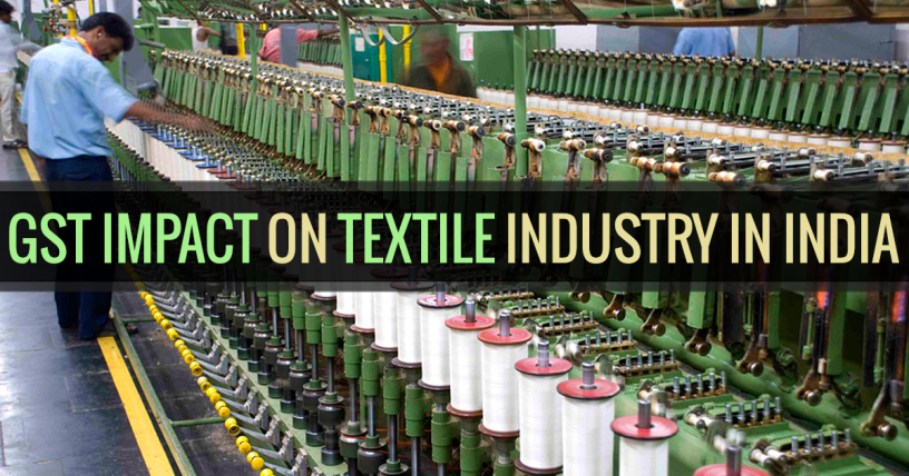 textile industry GST 1