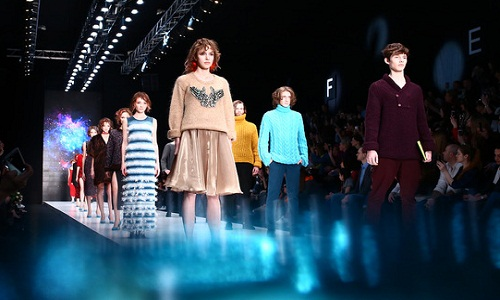 34th Season of Mercedes Benz Fashion Week Russia Finished In Moscow