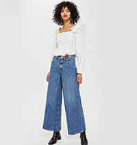 Denims jeans ready to make a comeback with new styles