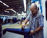 Jeans production and its associated environmental damage