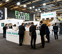 Karl Mayer happy with visitor turnout at ITMA-2019