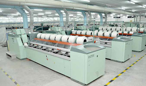 Shipments of spinning machinery rise while knitting machinery decline 18