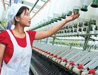 Chinas textile industry gears up for a structural transformation