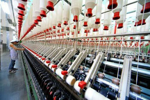 Chinas textile industry gears up for a structural