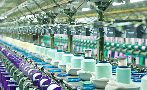 Chinas textile industry in doldrums as demand products decline