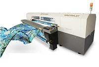 Colorjet to launch new digital textile printer at ITMA 2019
