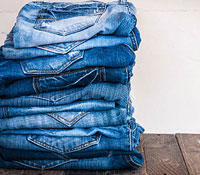 Expansion by major denim brands heat up the global jeans market