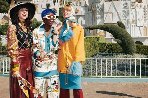 From Gucci to Supreme Fashion Brands Are Tapping into Disneys 60 Billion Merch Machine