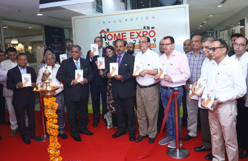 Home Expo India Opens