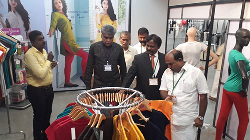 Knitwear Capital Of India Tirupur Invites For Its Historic 47th Iikf