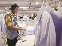 Indian textile and clothing exports decline in Q2 FY 18-19