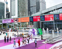 Intertextile Pavilion Shenzhen: Exhibitors ready to tap China's market potential