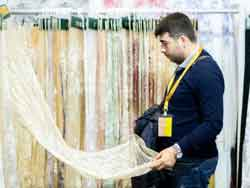Intertextile Shanghai Apparel Fabrics spring edition gets a huge response from visitors, exhibitors