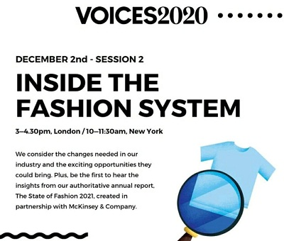 Resilience and partnerships to drive fashion industry growth in 2021
