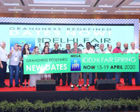 Spring edition of IHGF-DELHI fair be held in April 2020