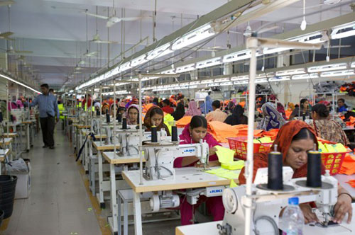 Technology automation make Bangladesh the next apparel manufacturing hub