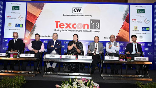 Texcon 2019 encourages Indian textile and apparel leaders to think big